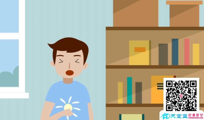 冒个炮之健康姿势《保胃护胃养胃五种食物》动漫视频制作