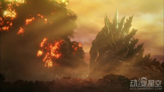 剧场版动画制作电影《GODZILLA:怪兽行星》1月17日全球播放