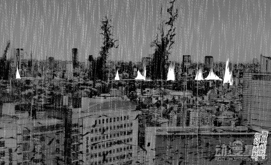 《东京食尸鬼》漫画144话:金木研大暴走 变成怪物婴儿