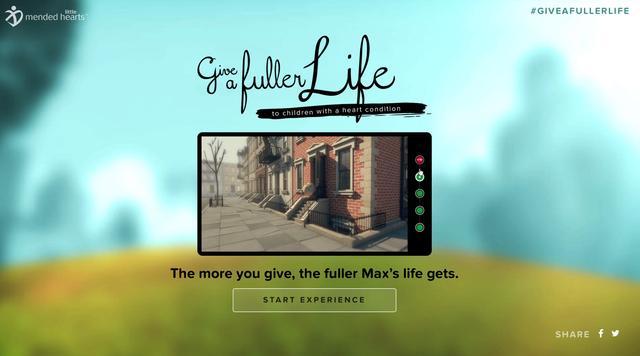这个慈善广告宣传片我给100分 二维动画制作 第1张