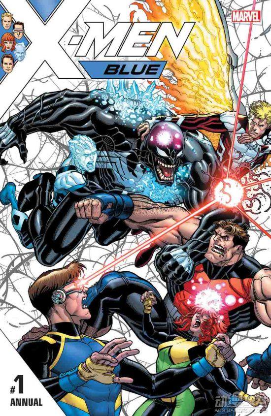 《毒药屠杀漫威宇宙》公布 小虫美队灭霸全都黑化 动漫星空 第3张