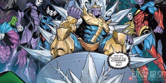 《毒药屠杀漫威宇宙》公布 小虫美队灭霸全都黑化 动漫星空 第4张