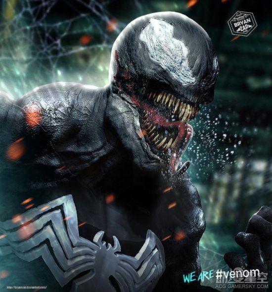 《毒药屠杀漫威宇宙》公布 小虫美队灭霸全都黑化 动漫星空 第7张