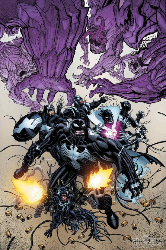 《毒药屠杀漫威宇宙》公布 小虫美队灭霸全都黑化 动漫星空 第2张
