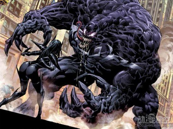 《毒药屠杀漫威宇宙》公布 小虫美队灭霸全都黑化 动漫星空 第5张