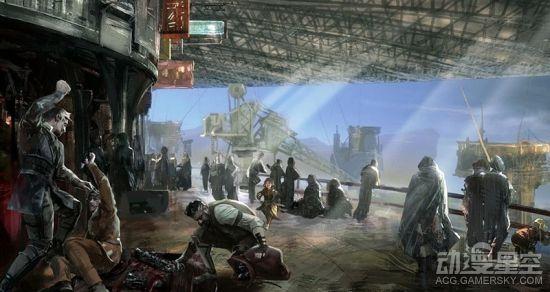 国产动画制作《灵笼:INCARNATION》正式放出首支预告片 动漫星空 第4张