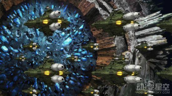 动画制作《宇宙战舰大和号2202:爱的战士们》第四章最新预告截图公开 动漫星空 第2张