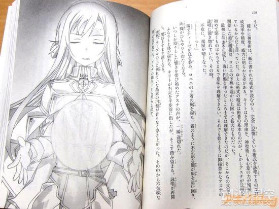 漫画《刀剑神域》小说第20卷发售 桐人夫妻大放恩爱闪光弹 动漫星空 第7张
