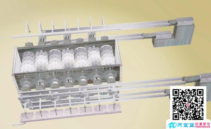 工业机器产品展示演示动画视频制作的优势