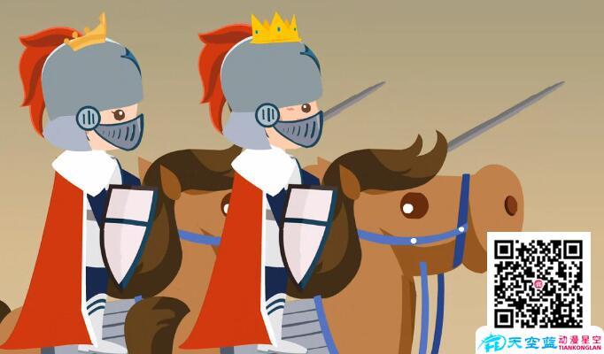 年会动画视频设计制作《长财王国的节日盛宴》