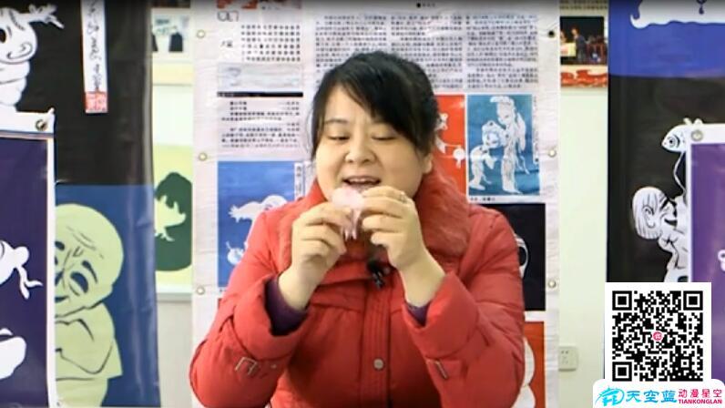 微课制作-实践操作.jpg 武汉微课制作(实践操作):上海市社区学校《剪纸·醉剪》 微课慕课