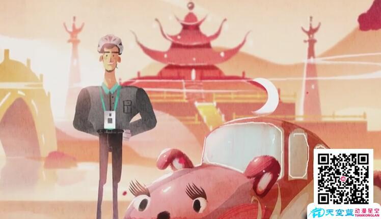 flash产品广告动画制作mg企业宣传片视频拍摄飞碟说手绘动漫设计 MG动画设计 app介绍片 原创视频设计