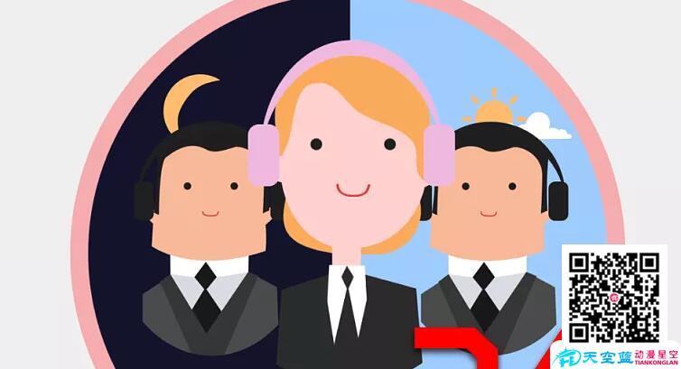 一分钟的企业动画宣传广告片制作需要多少钱?