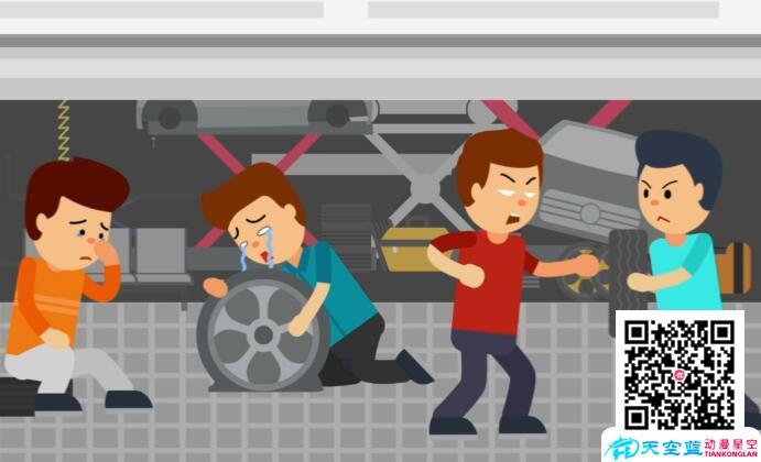 动画广告宣传片制作考验动画公司的创意文案