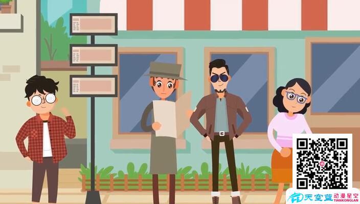 公司动画宣传片制作创意元素分享