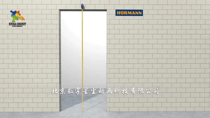 3D动画制作在门窗行业的应用案例
