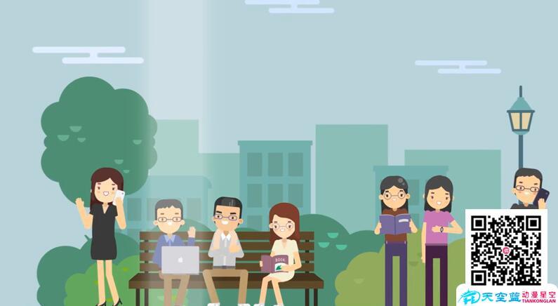 MG扁平化动画宣传片都有哪些优势?