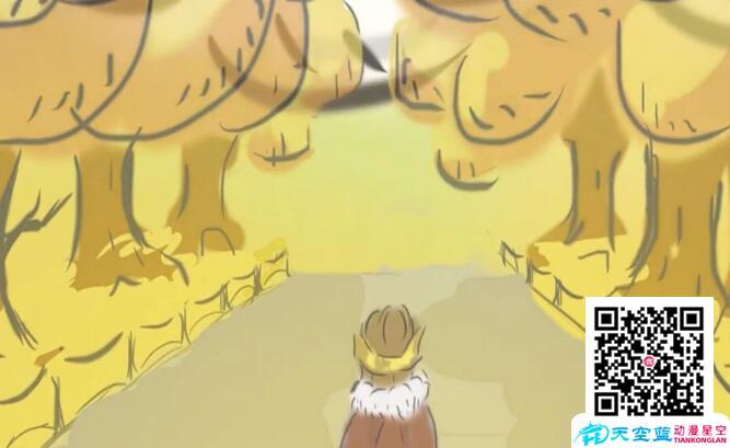 传统动画制作过程的四个阶段