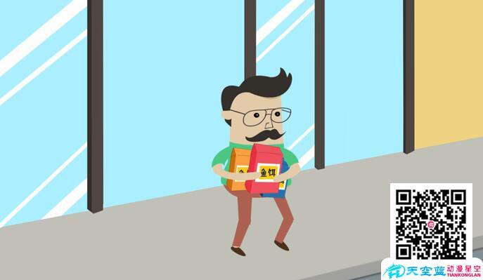企业mg动画宣传的制作对于企业的宣传和推广工作优势