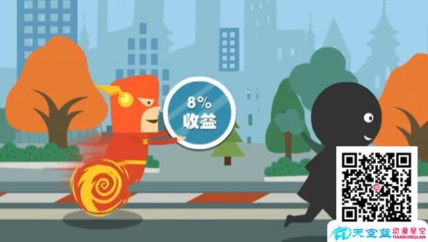 金融投资理财宣传动画视频制作