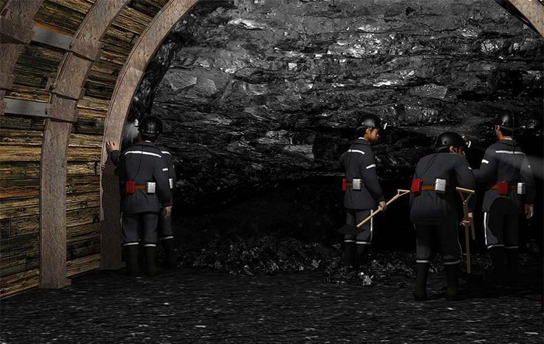 三维动画设计制作技术优势服务于煤矿安全采矿作业
