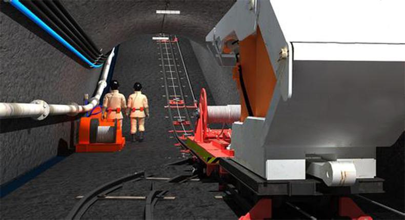 三维煤矿事故动画、煤矿安全动画和煤矿模拟动画
