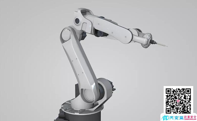 三维机械模拟演示工作原理动画视频制作