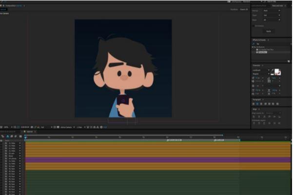 视频动画制作流程有哪些? 动画制作 第2张