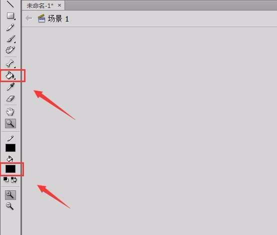 Flash动画制作软件怎么绘制美女剪影效果的图形? Flash动画制作 第6张