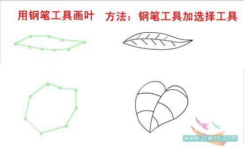 Flash动画制作软件新手鼠绘教程:熟悉鼠绘工具 Flash动画制作 第4张