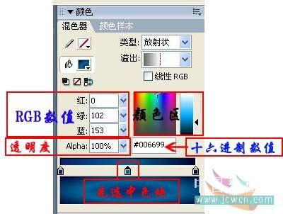 Flash动画制作软件新手鼠绘教程:熟悉鼠绘工具 Flash动画制作 第10张