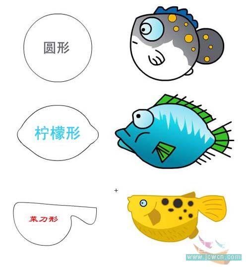 Flash动画制作软件新手鼠绘教程:熟悉鼠绘工具 Flash动画制作 第18张