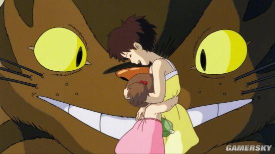 宫崎骏动画制作《龙猫》引进国内 12月14日暖心上映