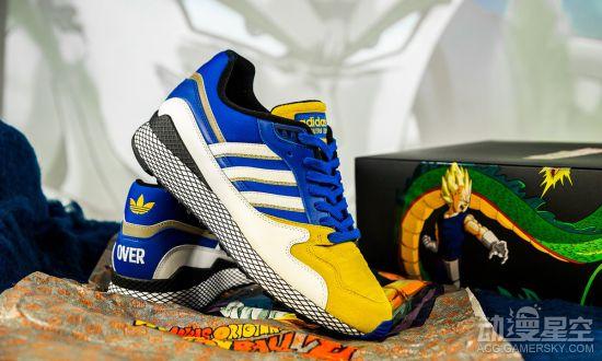 阿迪达斯《龙珠》新运动鞋上市 贝吉塔、布欧款帅飞 动漫星空 第3张