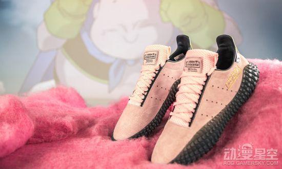 阿迪达斯《龙珠》新运动鞋上市 贝吉塔、布欧款帅飞 动漫星空 第4张