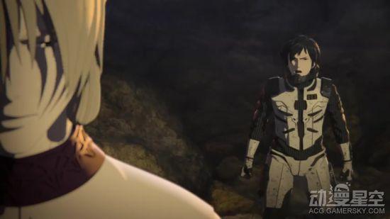 剧场版动画第三章《哥斯拉:噬星者》最新PV 人类将迎来终结? 动漫星空 第7张