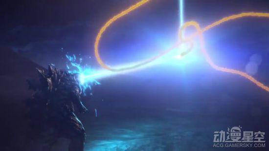 剧场版动画第三章《哥斯拉:噬星者》最新PV 人类将迎来终结? 动漫星空 第6张