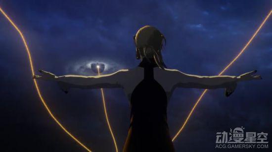 剧场版动画第三章《哥斯拉:噬星者》最新PV 人类将迎来终结? 动漫星空 第2张