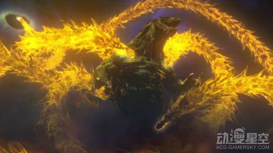 剧场版动画第三章《哥斯拉:噬星者》最新PV 人类将迎来终结? 动漫星空 第8张