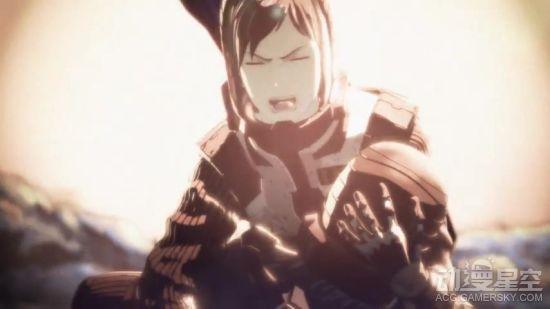 剧场版动画第三章《哥斯拉:噬星者》最新PV 人类将迎来终结? 动漫星空 第3张