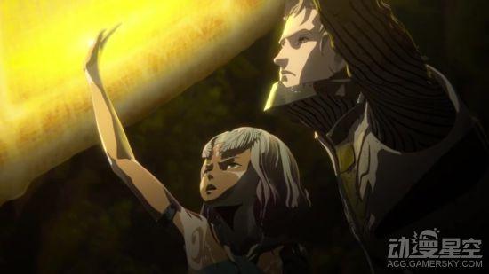 剧场版动画第三章《哥斯拉:噬星者》最新PV 人类将迎来终结? 动漫星空 第9张
