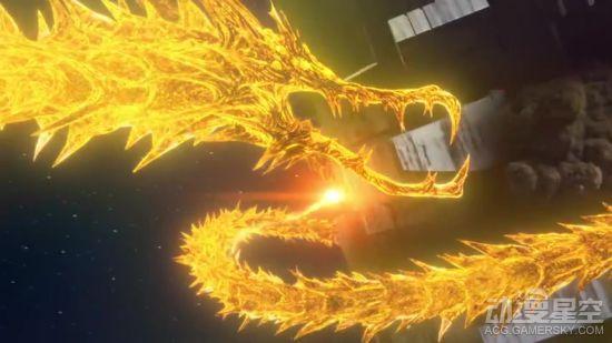 剧场版动画第三章《哥斯拉:噬星者》最新PV 人类将迎来终结?