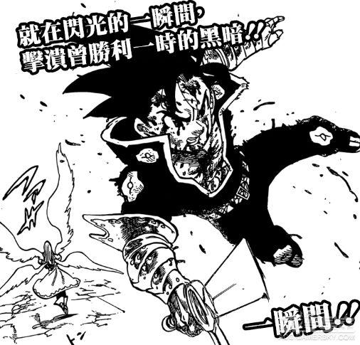 《七大罪》第289话:耍帅必败定律 差点被指头捅死 动漫星空 第8张