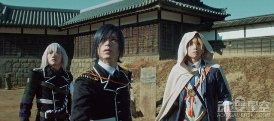 《刀剑乱舞》真人电影预告公开 刀剑男士穿越时空刺杀织田信长 动漫星空 第4张