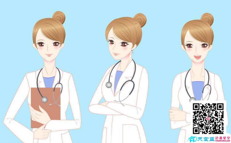 动画制作《只需与医生有45分钟面谈就能改善身体状况》健康知识科普动画宣传片