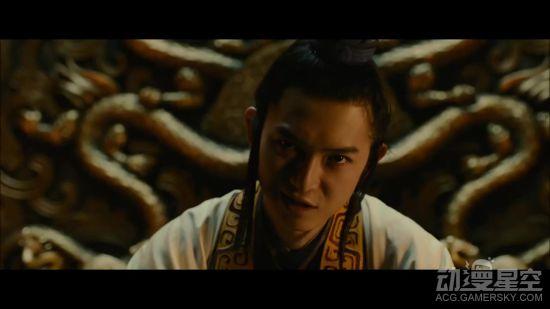 中日合拍《王者天下》真人电影特报 明年上映