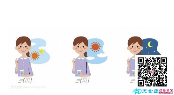 动画制作《女性初潮早,子女发育快》健康知识科普动画宣传片