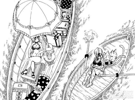 漫画《妖精的尾巴》第13话:原12盾成员助攻妖尾 拿全场MVP 动漫星空 第1张