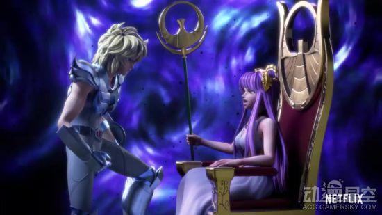 《圣斗士星矢》重制版PV公布:全CG动画制作 重温经典