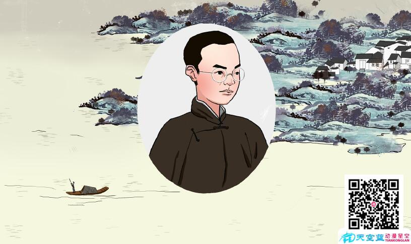 动画制作《萧楚女—永不熄灭的红蜡》革命烈士动漫宣传片